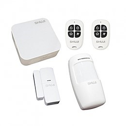 BÁO TRỘM SHUJI SJ-A300 (WIFI / CLOUD DATA)