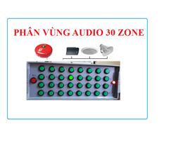Bộ phân/chọn vùng Audio Controller 30 Vùng